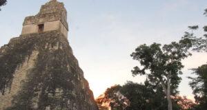 Tikal Splendid Mayan Ruins