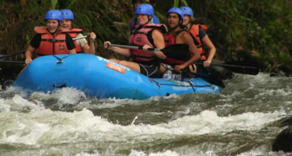River white water Rafting in Costa Rica