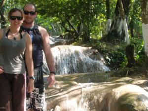 Amaze the Agua Azul Cascades - Palenque Ruins