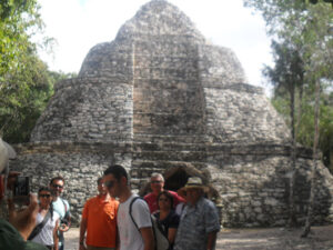Coba Ruins Mayan Encounter and Cenote