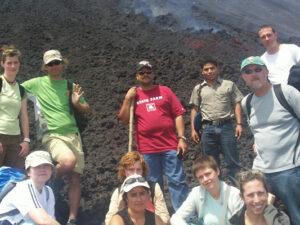 Pacaya Volcano Trekking