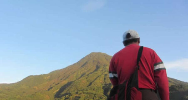 Hiking to San Pedro Volcano