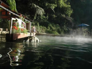 Las Fuentes Georginas Hot Springs Zunil
