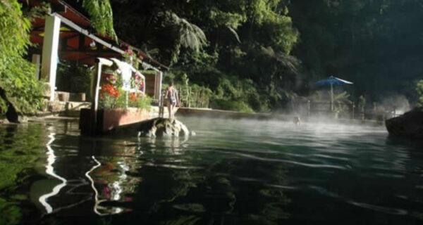 Las Fuentes Georginas Hot Springs Zunil