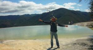 Day Tour Hierve El Agua, Mitla ruins and Tule Oaxaca