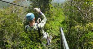 Canopy Zipline Tour